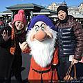 日本行第二天,Tokyo Disney Land