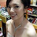 bride ~ 世華  文訂彩粧造型 禮服林莉
