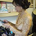 bride ~ 小米      文訂彩粧造型記錄
