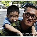 2011/07/09大內新訓營區會客