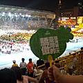 台北聽障奧運閉幕式20090915