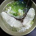 樂腳林草魚粥