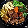 鴻源金好吃牛肉麵富農店(原上好吃)