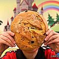 方云云聖誕麵包