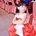 我是小小花童寶 3Y6M