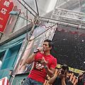 2009郭富城武林正傳演唱會簽票活動