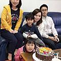 34歲生日+二姊慶生