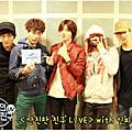 [官方圖] 130410 電台 - Muji 的親密朋友 (聖圭&Hoya&L&成鍾)
