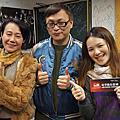 《龍飛鳳舞》導演、演員專訪側拍