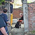 BRH與消防隊訓練照片