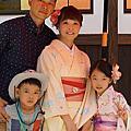 2016.8.22京奈神親子自由行Day4(清水寺、銀閣寺和服體驗)