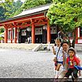 2016.8.24京奈神親子自由行Day6(貴船、鞍馬)