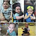 兒子11~12個月