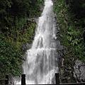 五峰旗瀑布_宜蘭礁溪景點