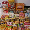 韓國樂天超市必備清單,零食