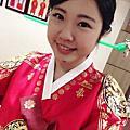 釜山博物館穿韓服_釜山景點