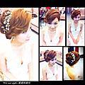 短髮課程(造型&花絮)
