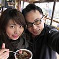 2012/01/23 內湖採草莓&元定食