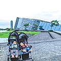【雙胞胎-育兒甘苦】為了擠(集)母奶來蘭陽博物館走走