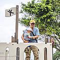 【淡水親子旅行】八里渡船頭公園來玩小孩