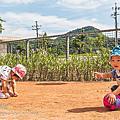 【新北市親子景點】來新開幕的瑞芳運動公園溜小孩