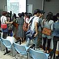 校園巡迴講座─2011年11月15日台中朝陽科技大學
