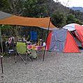 2015年1/10~11號新竹五峰花湖美地露營