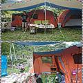 2015年9/5~6 台中和平 熊爸營地