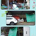 2015年1/24-25寒流飄雪 再訪魚池居大雁露營記