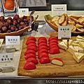 宜蘭礁溪: 礁溪老爺大酒店 雲天自助餐 自助早餐 菜色全紀錄