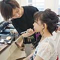 Zoe老師--采蓁    台南單妝造型服務     新娘秘書