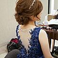 艾莉絲夢幻婚禮Iris老師--台北萬豪酒店午宴梳妝   新娘秘書
