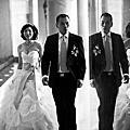 婚禮紀錄 | 啟桓&靜怡~宴客~台南香格里拉~雙人婚攝