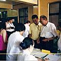 2003/10/5 南方澳義診