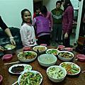 20100215 初二阿姑家聚餐