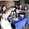 20110404 雨中石門水庫湖畔悠閒午茶