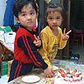 品諺4歲生日慶典
