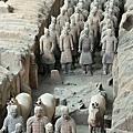 絲綢之路 駝鈴聲響(4)西安-秦始皇兵馬傭(20180823)