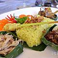 【Bali】Jiwaklusa Luxury Villa-早餐