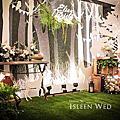 【婚禮佈置】綠色系-綠野小夏-桃園彭園