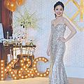 【婚禮佈置】白金裸粉系-Gatsby Style-南方莊園