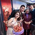 【婚禮攝影】宗民&籍香 香江匯時尚美食館