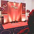 【婚禮佈置】紅金系-紅宴-豪鼎飯店
