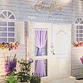 【婚禮佈置】紫色系-普羅香頌-揚昇高爾夫球鄉村俱樂部
