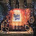 【會場佈置】藍咖色系-美女與野獸-新竹芙洛麗大飯店