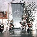 【婚禮佈置】 1123 清新森林