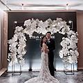 | 婚禮佈置 | 0711 黑白優雅經典