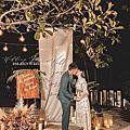 | 婚禮佈置 |0330橘色煙囪