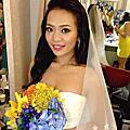 Issa bride/夏威夷風的婚禮