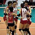 2011亞洲女排錦標賽@台北